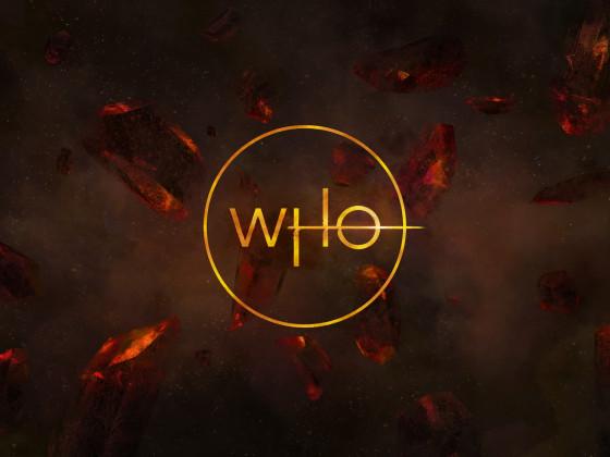 Doctor Who Logo Staffel 11
