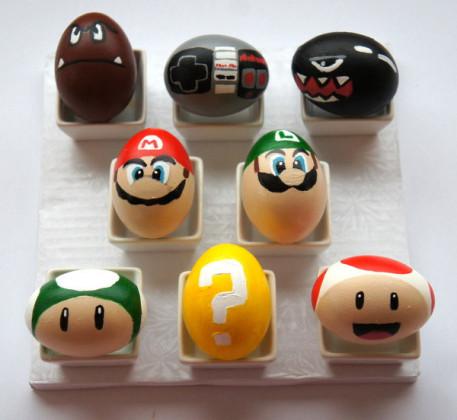 Frohe Ostern Mario