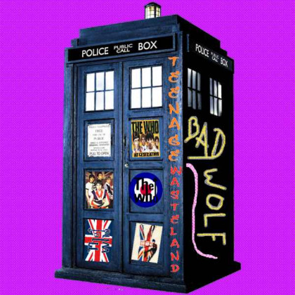 The Who and the Doctor's Tardis