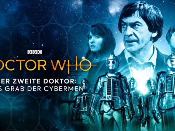 Doctor Who - Das Grab der Cybermen - Trailer Deutsch / German