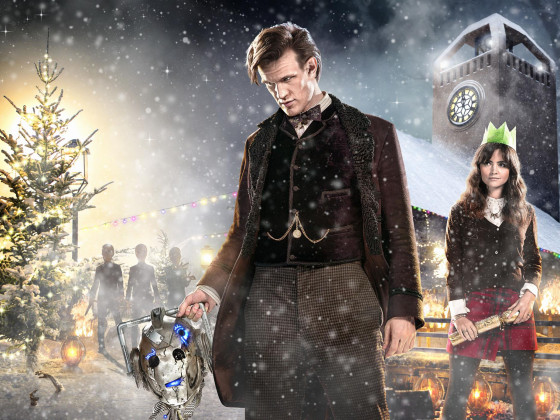The Time of the Doctor 1