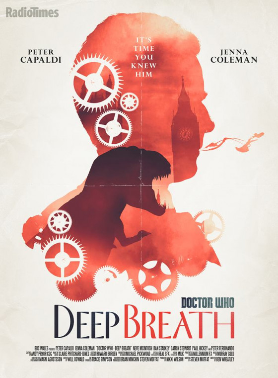 Deep Breath Radio Times