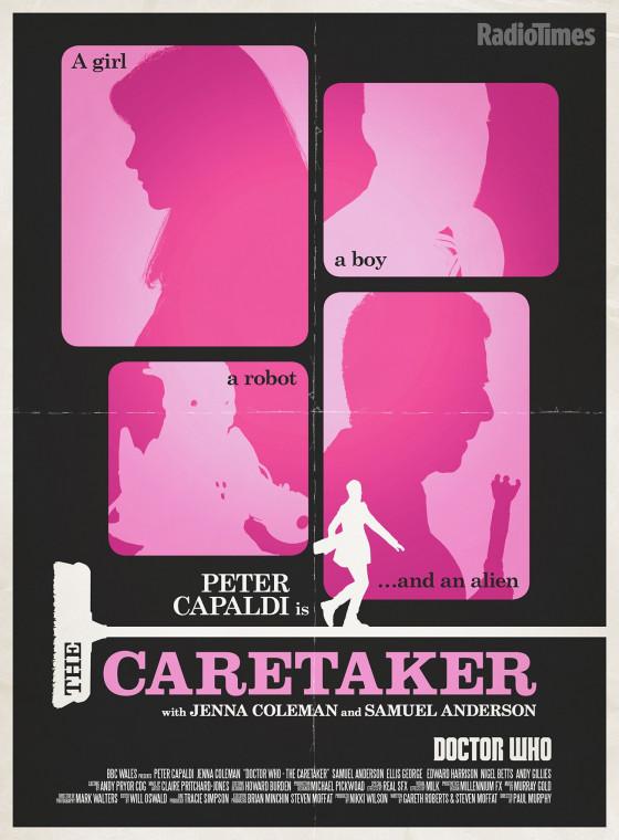 Radio Times - The Caretaker