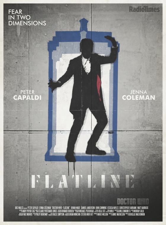 RadioTimes - Doctor Who 8x09 - Flatline