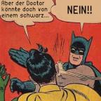 Batman - Wächter von Doctor Who