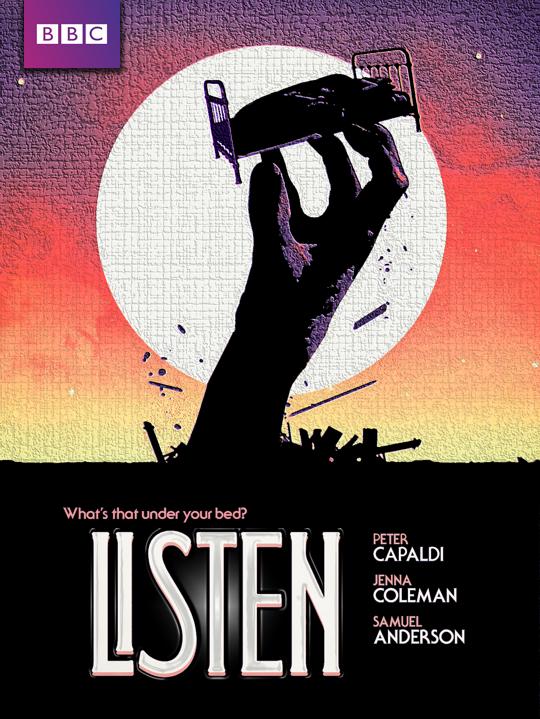 """Listen"" Poster - etwas rumgebastelt..."