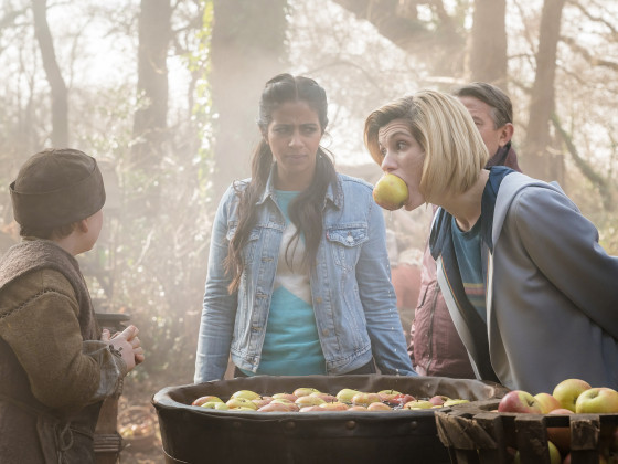 Promobild zu 11x08 - The Witchfinders