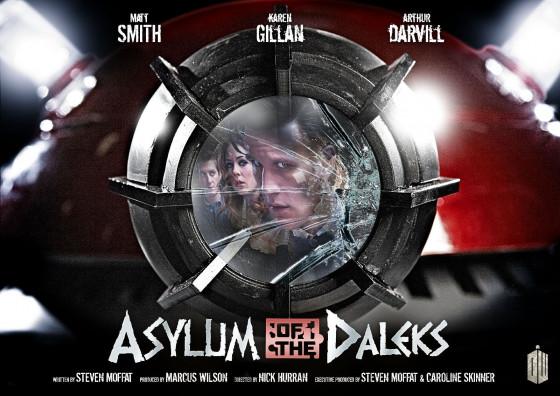 Asylum of the Daleks | Promo S7
