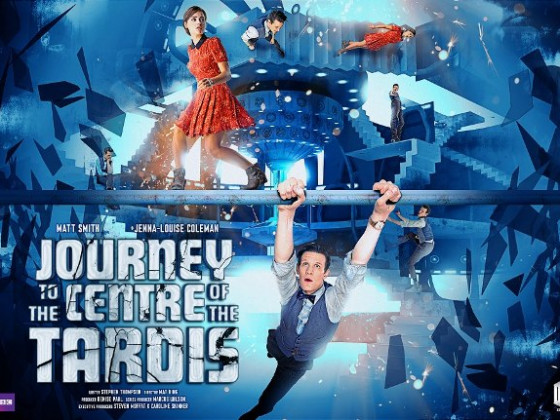 Journey to the Centre of the TARDIS | Promo S7