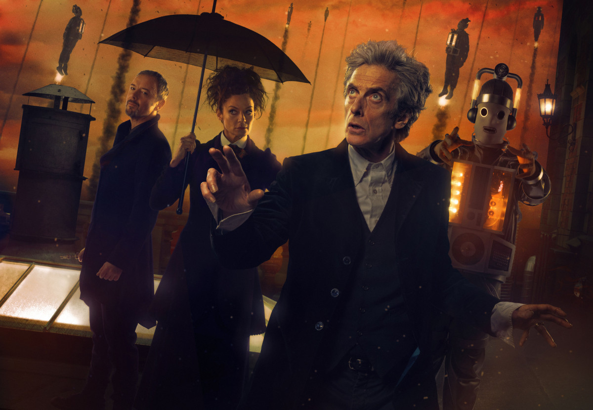 Promobild zu 10x12 - The Doctor Falls