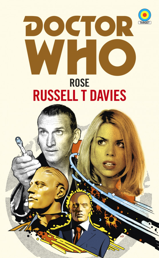 Doctor Who: Rose - Target Cover