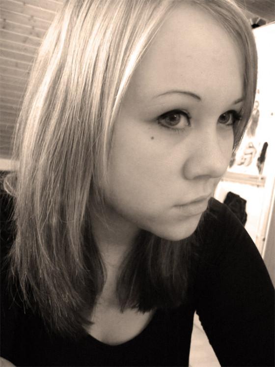 006 - [Juli 2010] endlich wieder blond :D