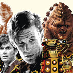 Doctor Who: The Day of the Doctor - Target Cover