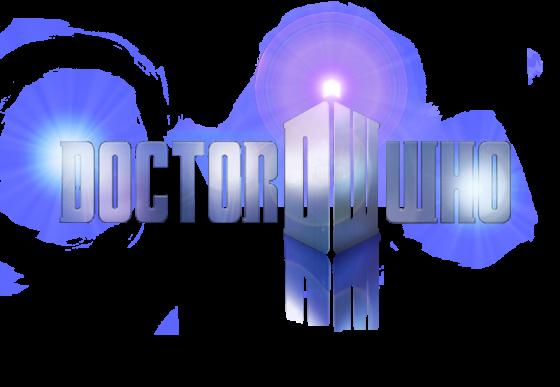 Doctor Who-Logo 2010 transparent
