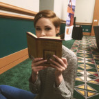 Karen at Salt Lake City Comic Con April 2014