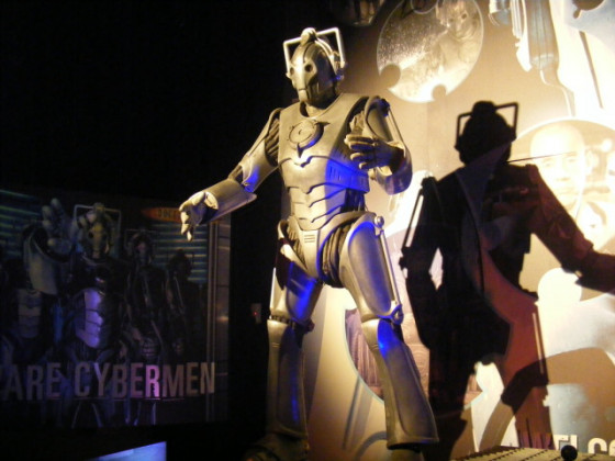 Doctor Who Exhibitions Cardiff