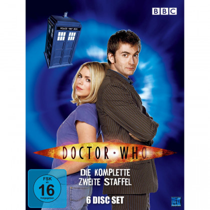 doctor who zweite staffel cover