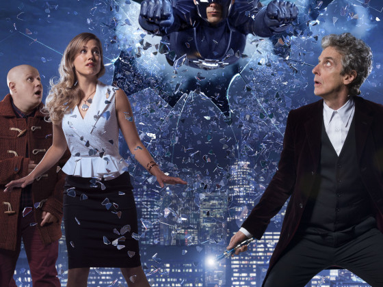 Promobild zu Doctor Who: 10x00 - The Return of Doctor Mysterio