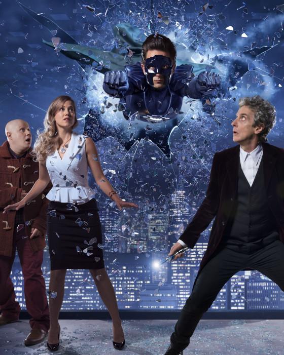 Promobild zu Doctor Who: 10x00 - The Return of Doctor Mysterio