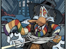Darkwing Duck # 8