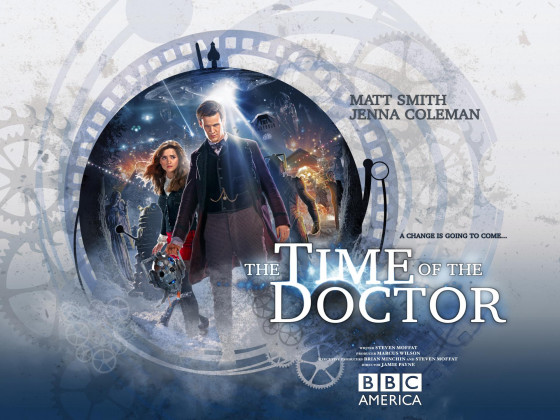The Time of the Doctor 2