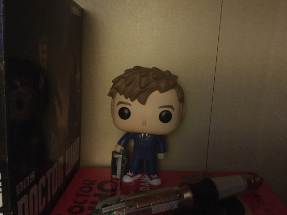 Doctor Who Zehnter Doktor