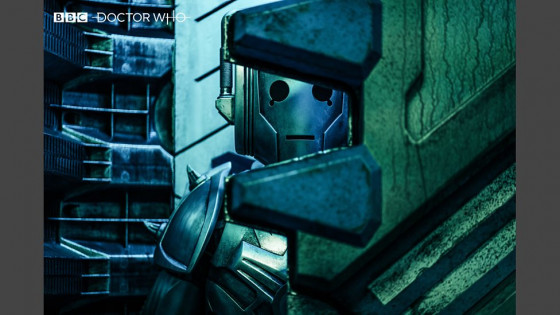 Promobild zu 12x09 - Ascension of the Cybermen