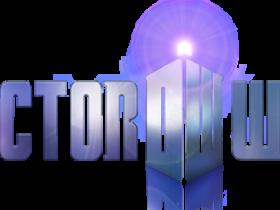 Doctor Who-Logo 2010 breitere Version