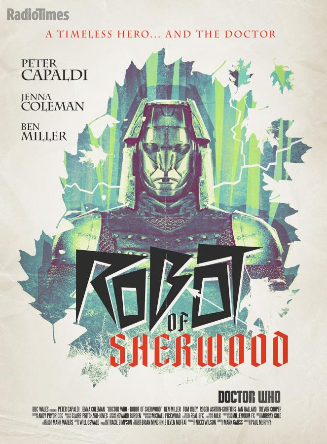 Robots of Sherwood Radio Times