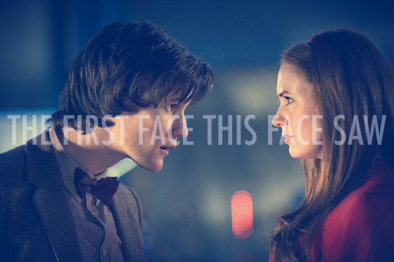 The first face this face saw