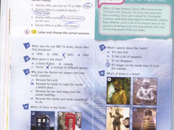 Englischunterrichtsmaterial Schweiz
