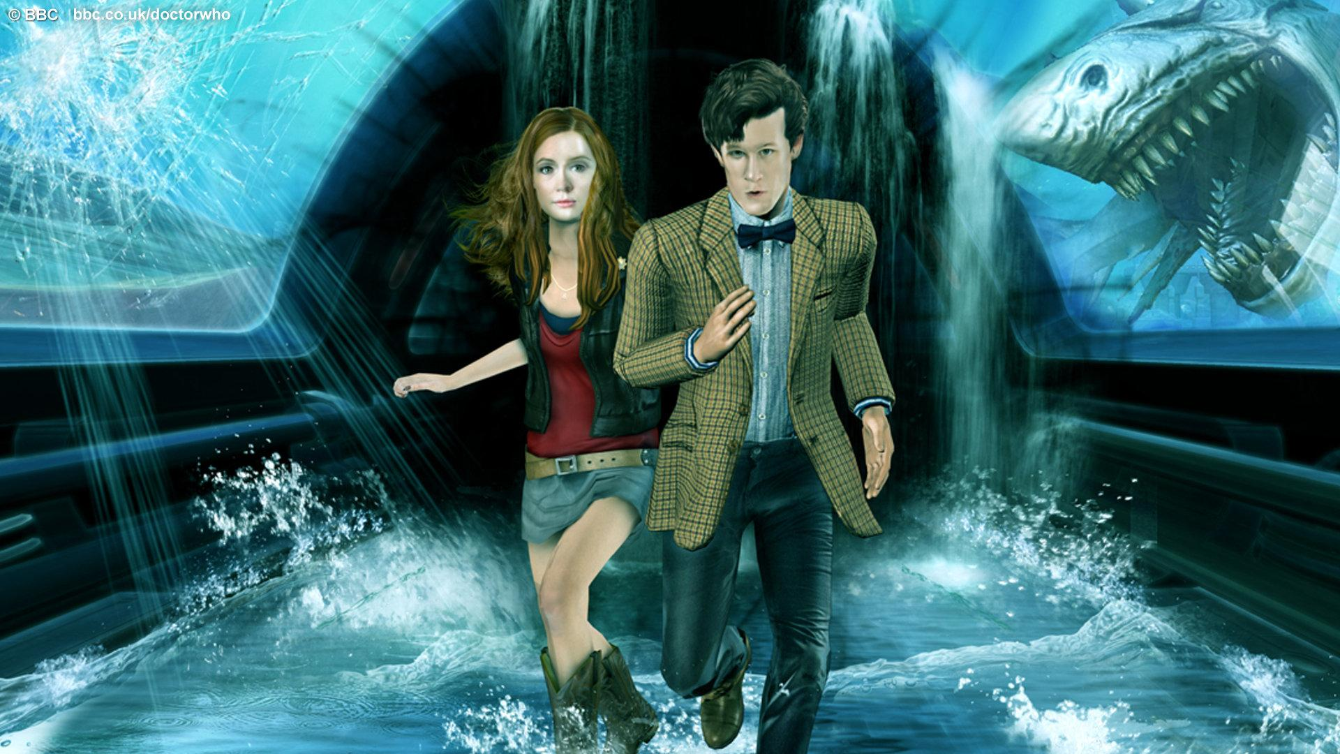 Doctor Who Staffel 5