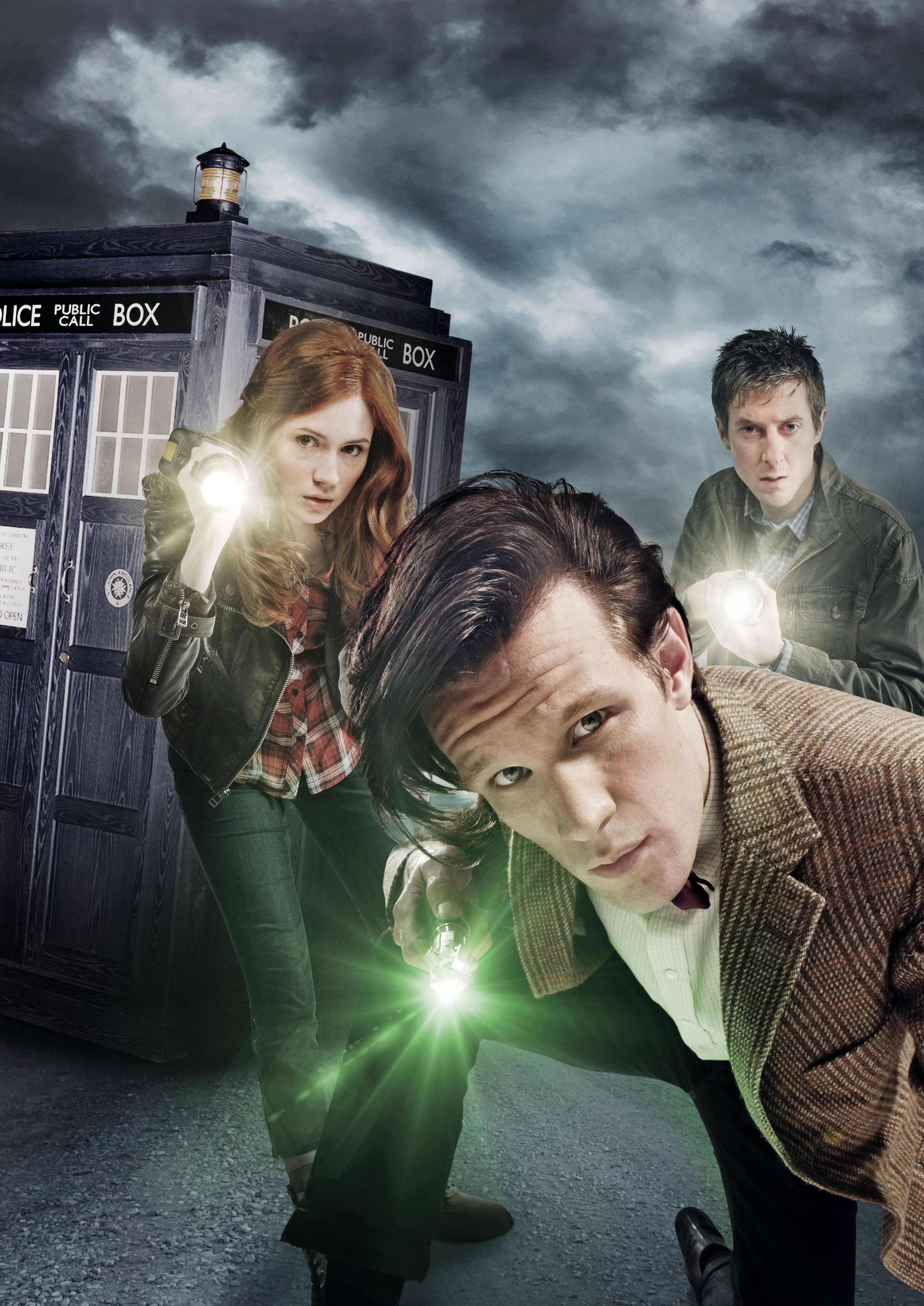 Dr. Who Staffel 6