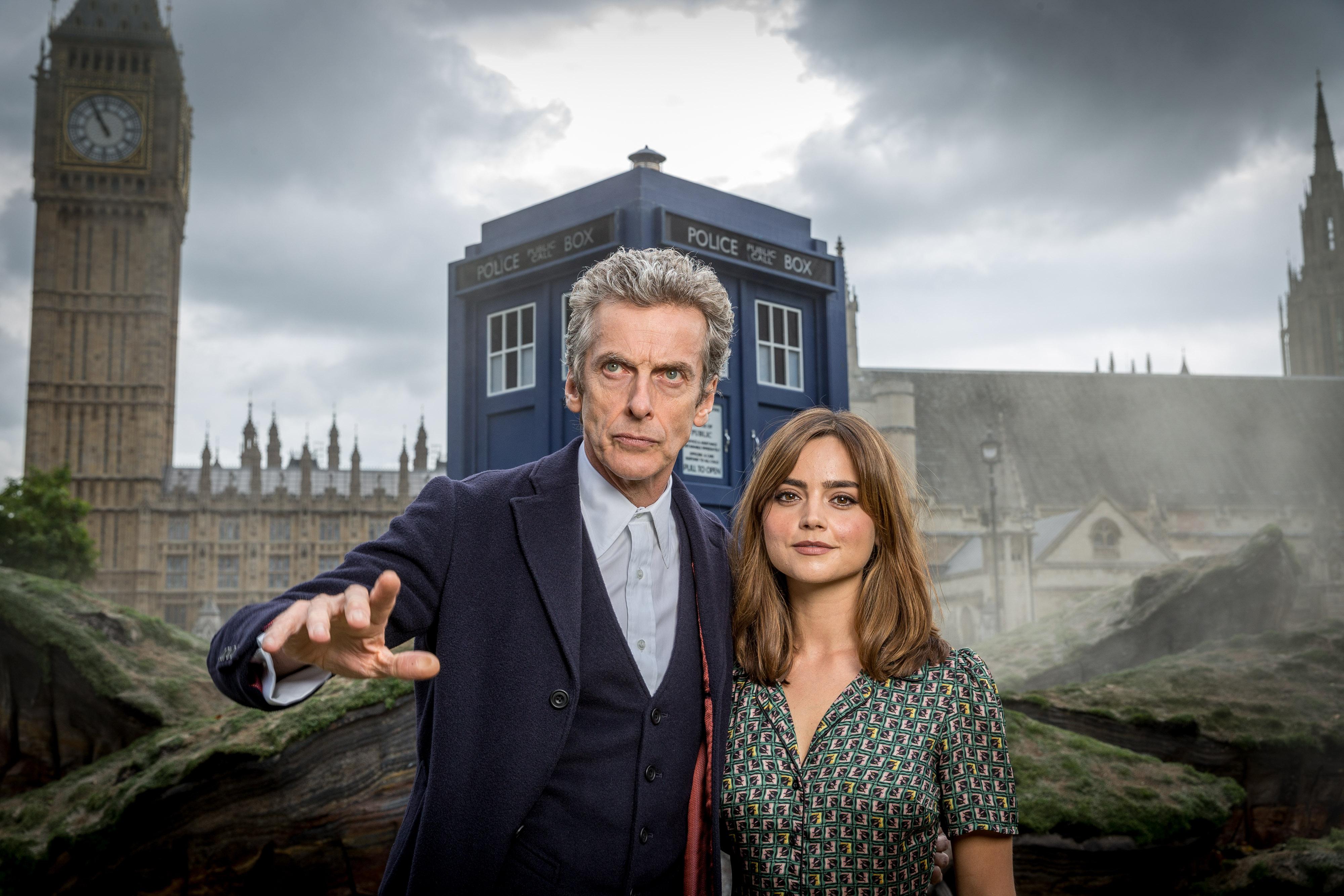 Dr Who Staffel 8